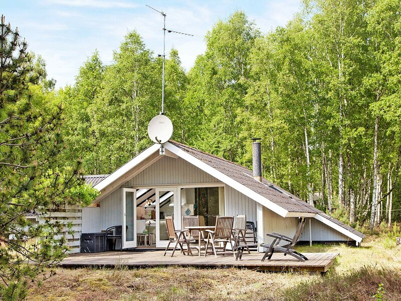 Comfortablle Holiday Home in Nordjylland near Sea, holiday rental in Laesoe Island