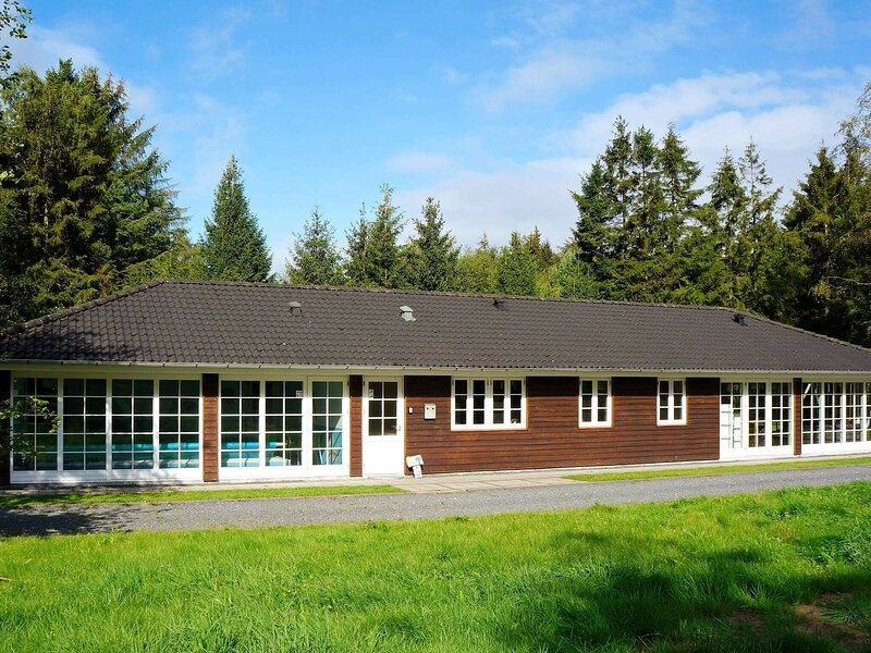 Comfortable Holiday Home in Hovedstaden with Swimming Pool, holiday rental in Copenhagen Region