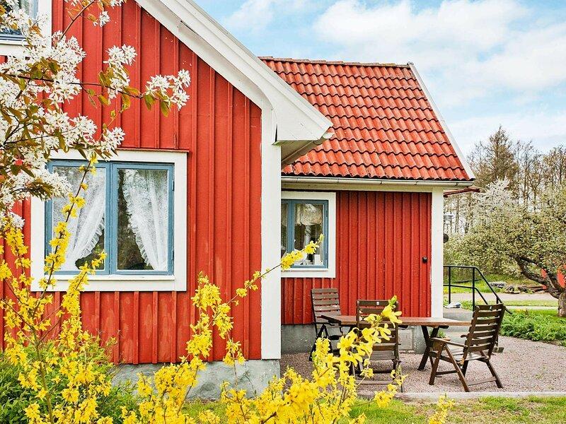 4 star holiday home in SÖDERÅKRA, holiday rental in Degerhamn
