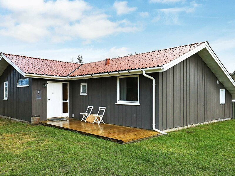 Luxury Holiday Home in Jutland Denmark with Sauna, holiday rental in Jammerbugt Municipality