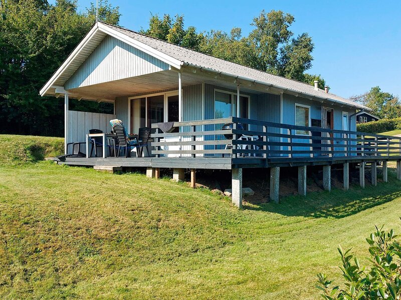 Stunning Holiday Home in Jutland Denmark with Garden, holiday rental in Skive