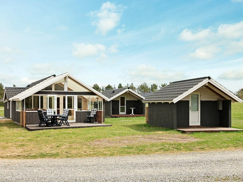 Delightful Holiday Home in Hovborg Jutland with Whirlpool, location de vacances à Hovborg