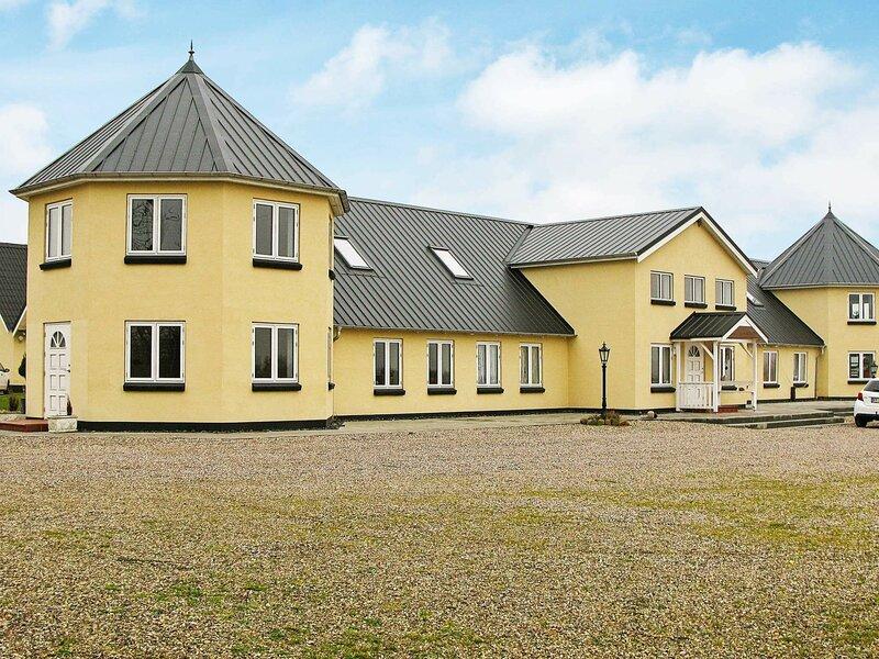 Quaint Holiday Home in Jutland Near Beaches, alquiler vacacional en Fjerritslev