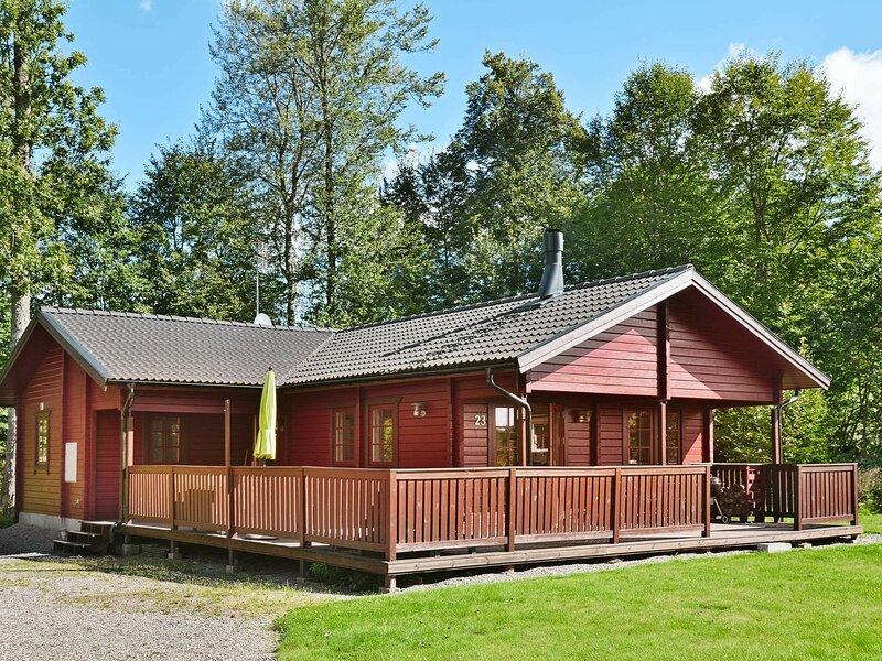 5 star holiday home in HÄSTVEDA, location de vacances à Immeln