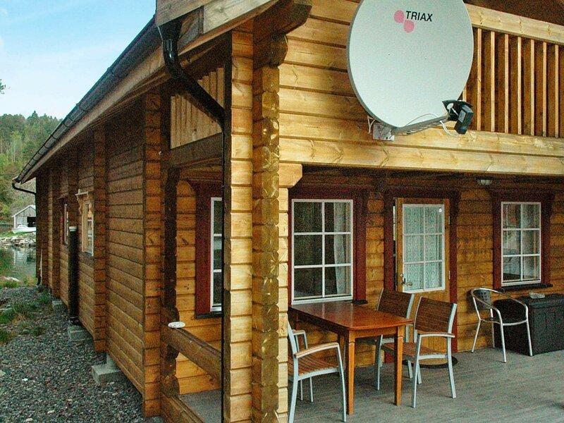 5 person holiday home in VÅGLAND, holiday rental in Møre og Romsdal
