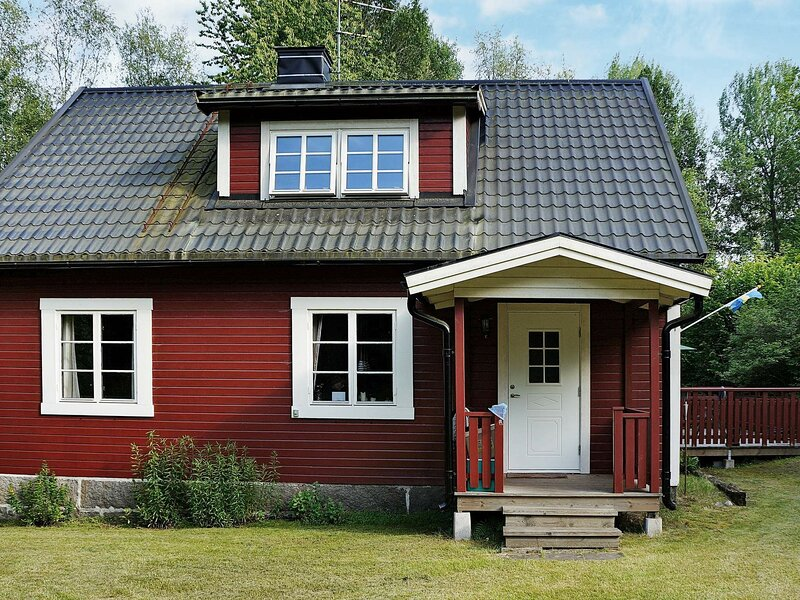 6 person holiday home in HALLABRO – semesterbostad i Ronneby