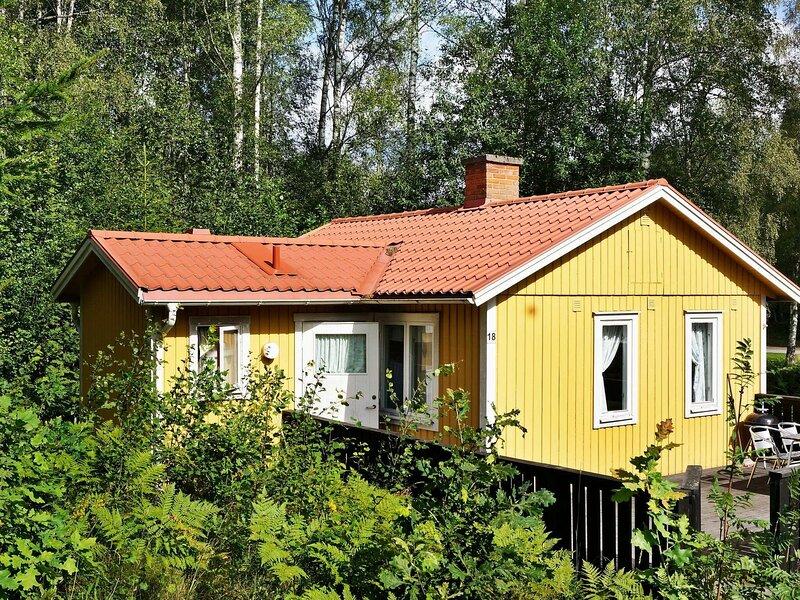4 person holiday home in VIRSERUM, holiday rental in Holsbybrunn