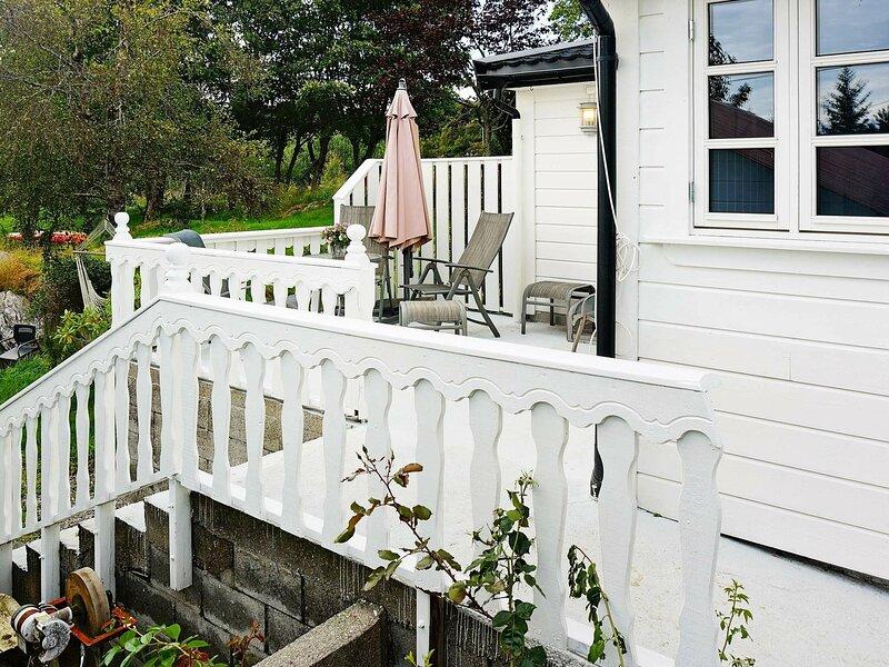 4 star holiday home in austrheim, holiday rental in Radoy Municipality