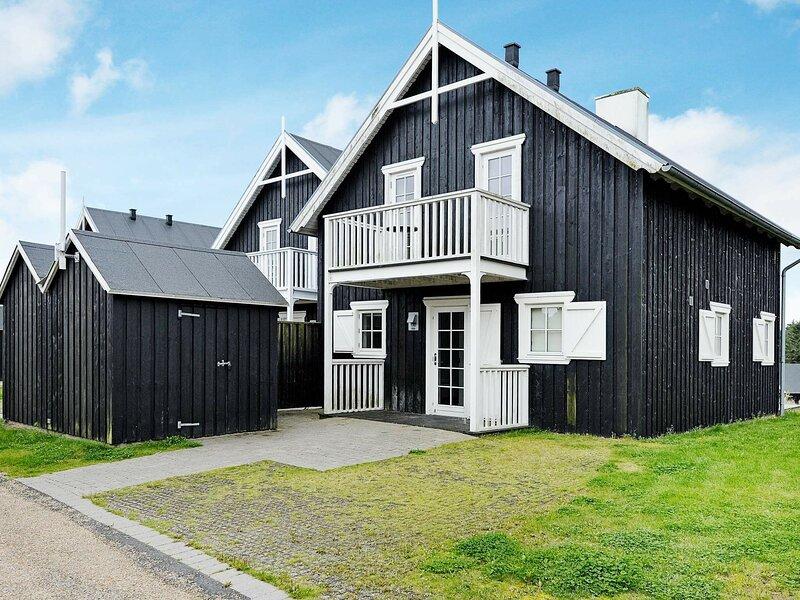 Captivating Holiday Home in Gjern with Sauna, casa vacanza a Kjellerup