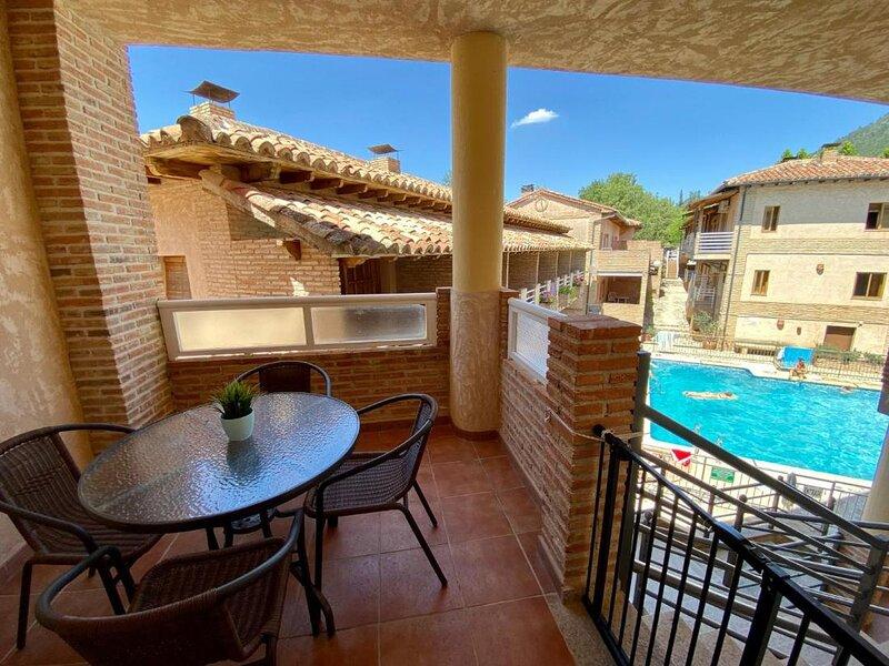 Apartment Los Tejos - Arroyo Frio, alquiler vacacional en Villanueva del Arzobispo