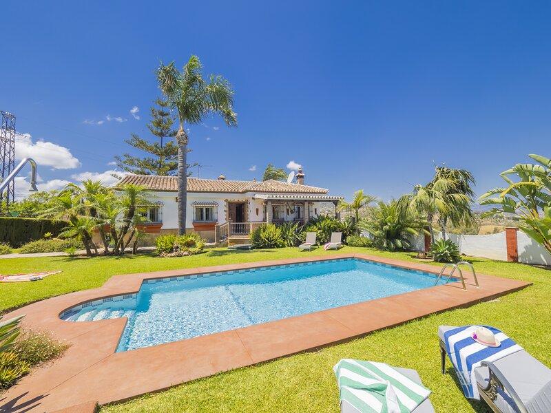 Cubo's Villa La Cuesta, aluguéis de temporada em Alhaurin el Grande