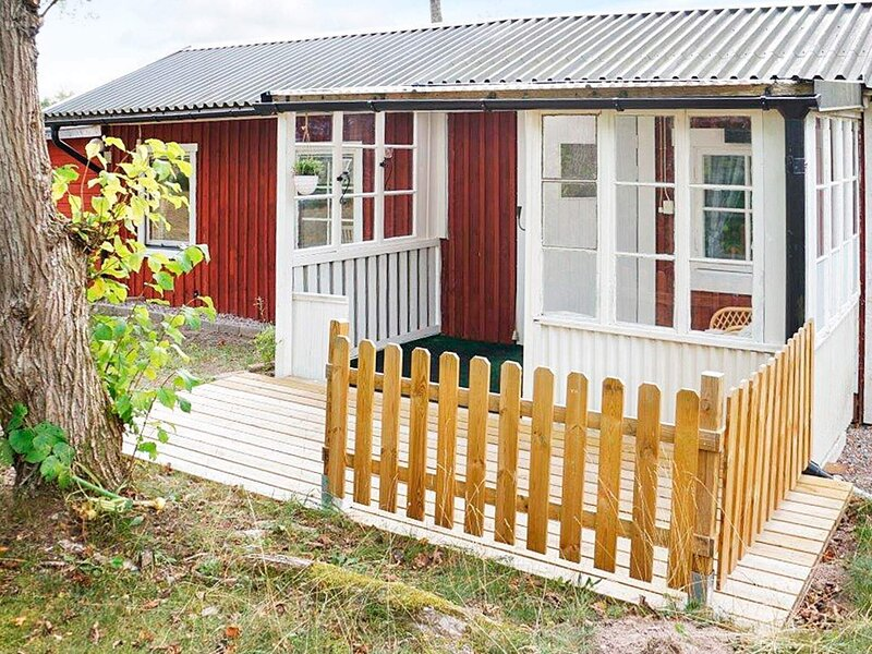 3 person holiday home in OSKARSHAMN, location de vacances à Hjorted