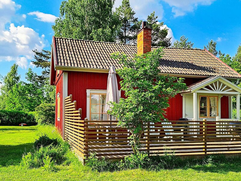 4 person holiday home in BOXHOLM, location de vacances à Malexander
