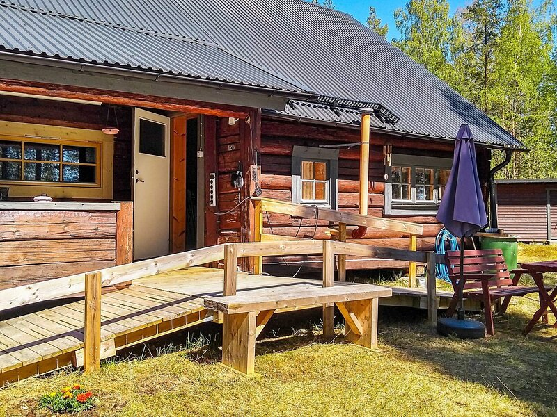 5 person holiday home in SVEG, location de vacances à Jamtland County