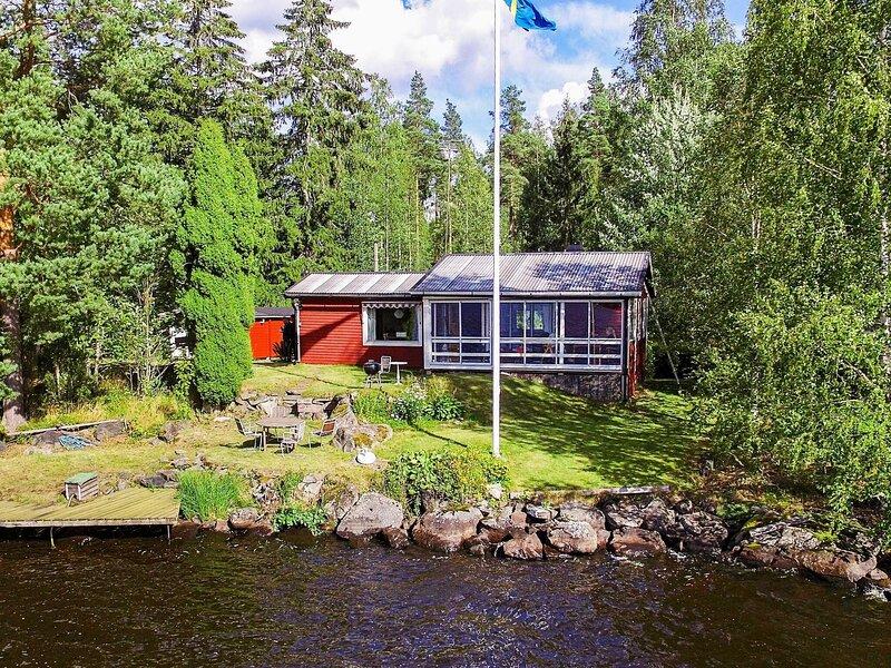 6 person holiday home in FORSBACKA – semesterbostad i Gävle