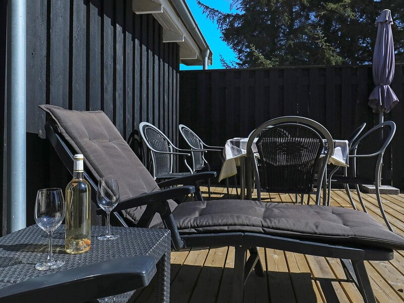 Brilliant Holiday Home in Jutland Denmark with Terrace, holiday rental in Aalborg