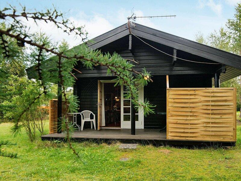 Modern Holiday Home in Jutland Midtjylland with Garden, casa vacanza a Kjellerup