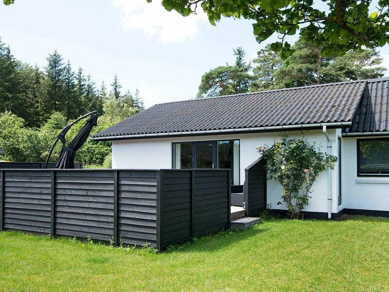 Inviting Holiday Home in Borkop with Terrace, holiday rental in Egeskov