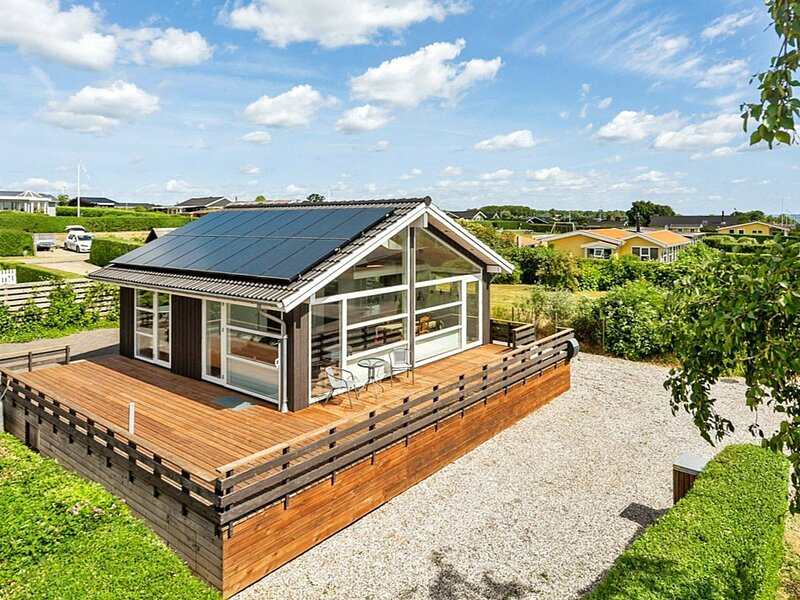 Cosy Holiday Home in Haderslev with Terrace, vacation rental in Christiansfeld
