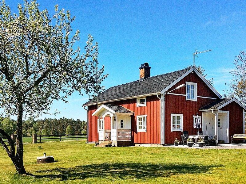 5 person holiday home in SÄVSJÖ, vacation rental in Bodafors