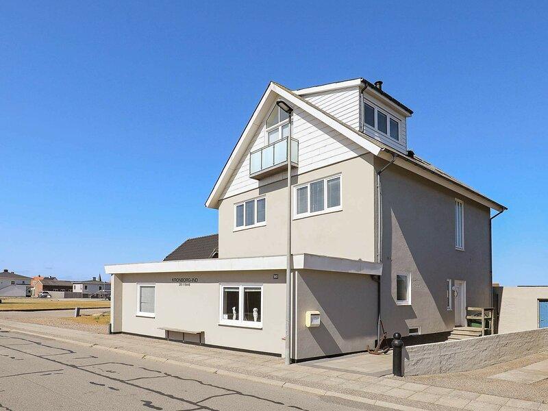 Smart Apartment in Thyborøn near Sea, alquiler vacacional en Thyboron