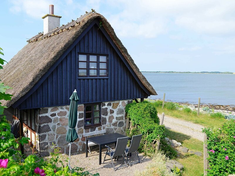 Charming Holiday Home in Funen with Terrace, holiday rental in Dalby