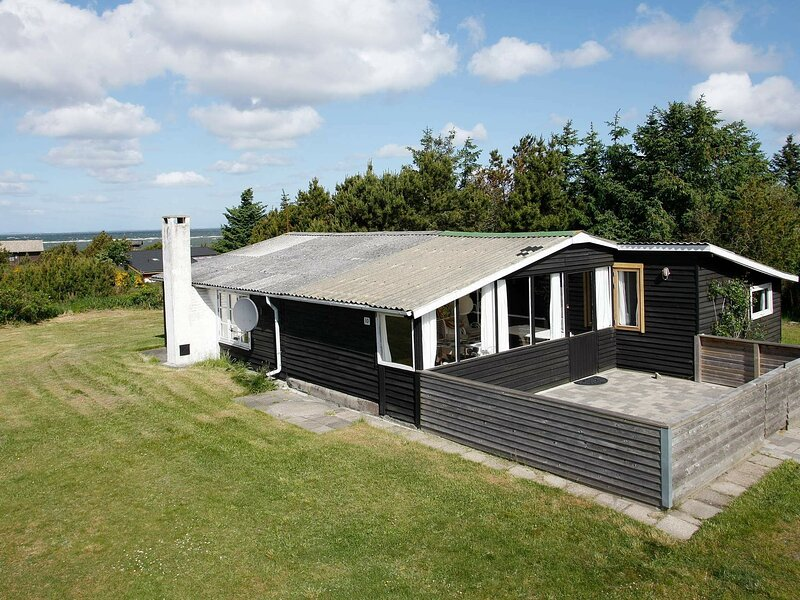 Tranquil Holiday Home With Naturalistic Views in Logstor, holiday rental in Vesthimmerland Municipality