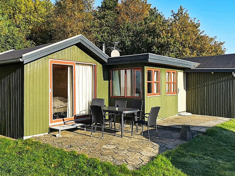 Tranquil Holiday Home in Jutland With Sea View, holiday rental in Skive