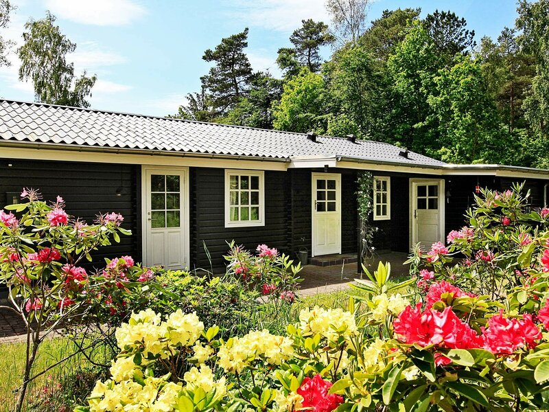 Modern Holiday Home in Jutland With Naturalistic Views, holiday rental in Hulsig