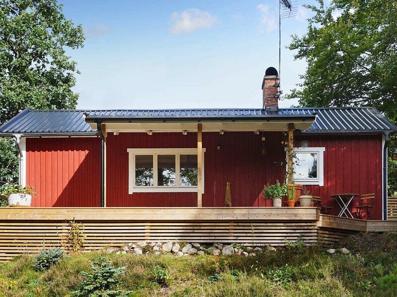 5 person holiday home in HALLARYD, location de vacances à Bjarnum