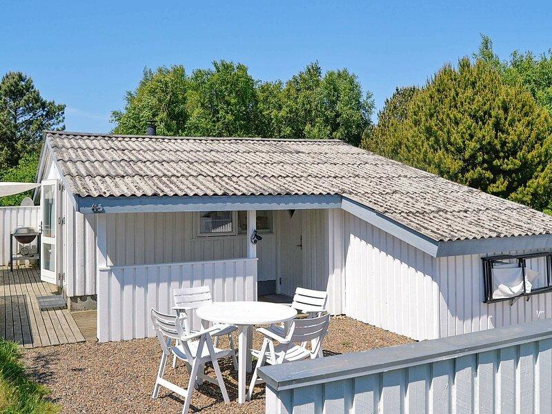 Quaint Holiday Home in Fanø with Beach nearby, location de vacances à Gredstedbro