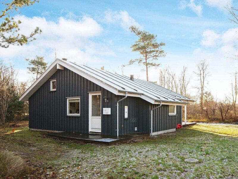 Luxurious Cottage in Grenaa Jutland with Sauna, location de vacances à Grenaa
