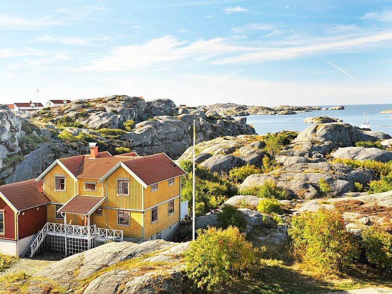 5 star holiday home in Skärhamn, alquiler vacacional en Stora Dyron