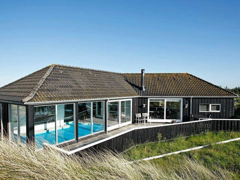 Modern Holiday Home in Hirtshals Jutland with Sauna, casa vacanza a Hirtshals