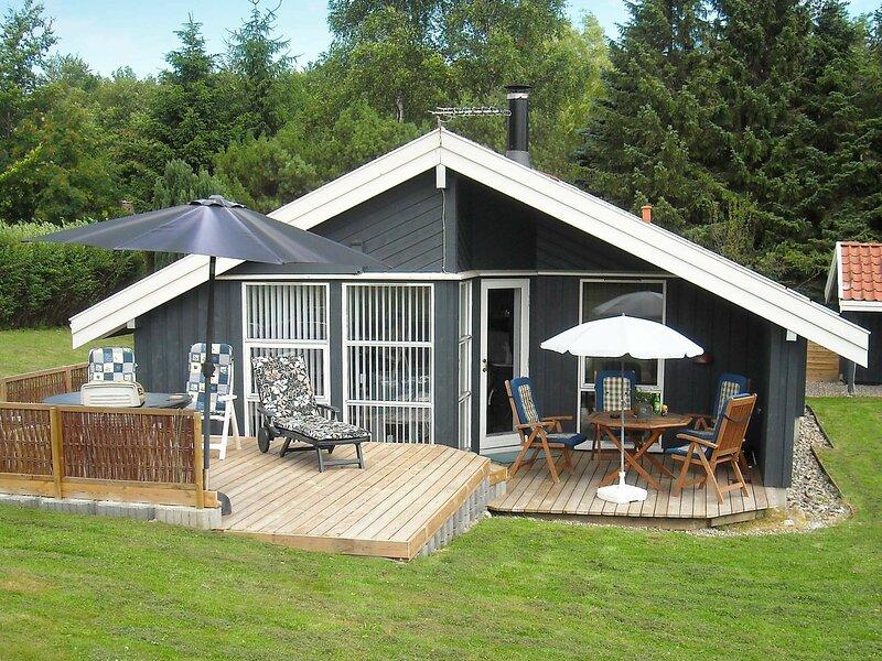 Modern Holiday Home in Egernsund Jutland with Sauna, location de vacances à Rinkenaes