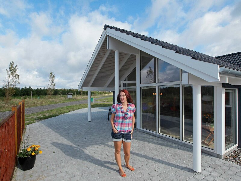 Luxurious Holiday Home in Rodby Lolland with Sauna, holiday rental in Maribo