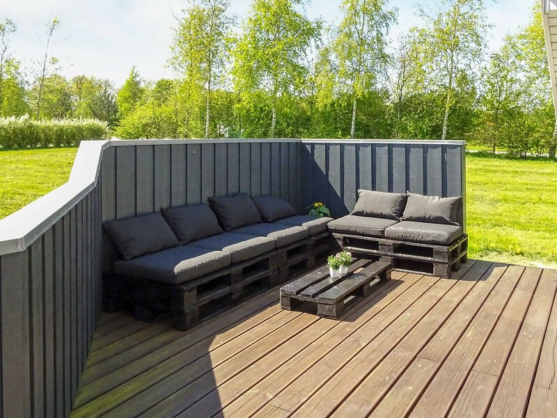 Modern Holiday Home in Otterup Funen with Indoor Whirlpool, holiday rental in Otterup