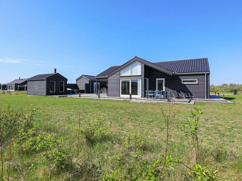 Beautiful Holiday Home in Brovst with Sauna, alquiler vacacional en Fjerritslev