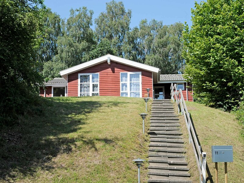 Cozy Holiday Home in Borkop Jutland with Terrace, holiday rental in Skive