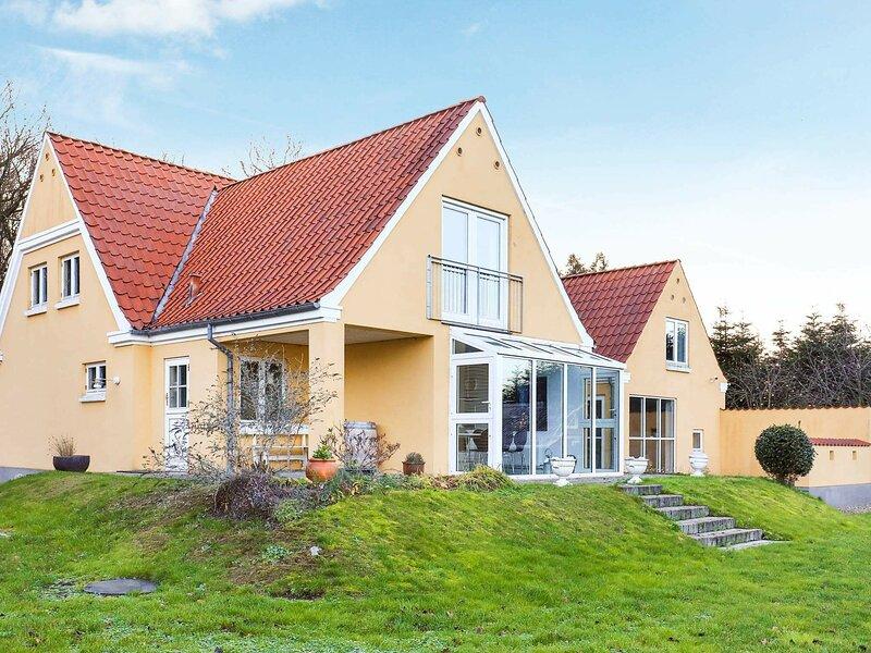 Gorgeous Holiday Home in Syddanmark near Sea, location de vacances à Tranekaer