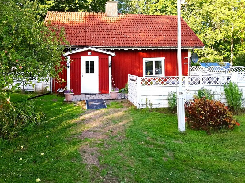 9 person holiday home in, holiday rental in Vimmerby