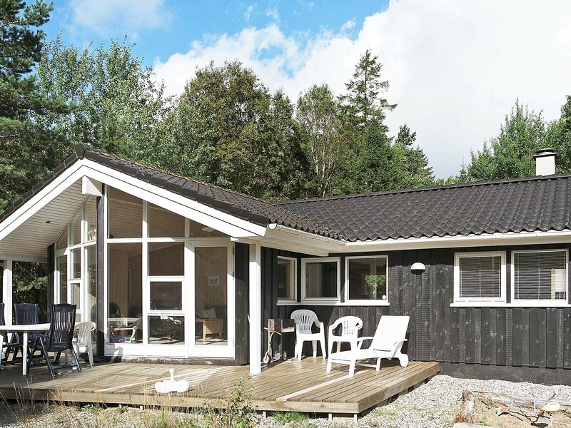 Balmy Holiday Home in Hadsund with Sauna, casa vacanza a Mariagerfjord Municipality