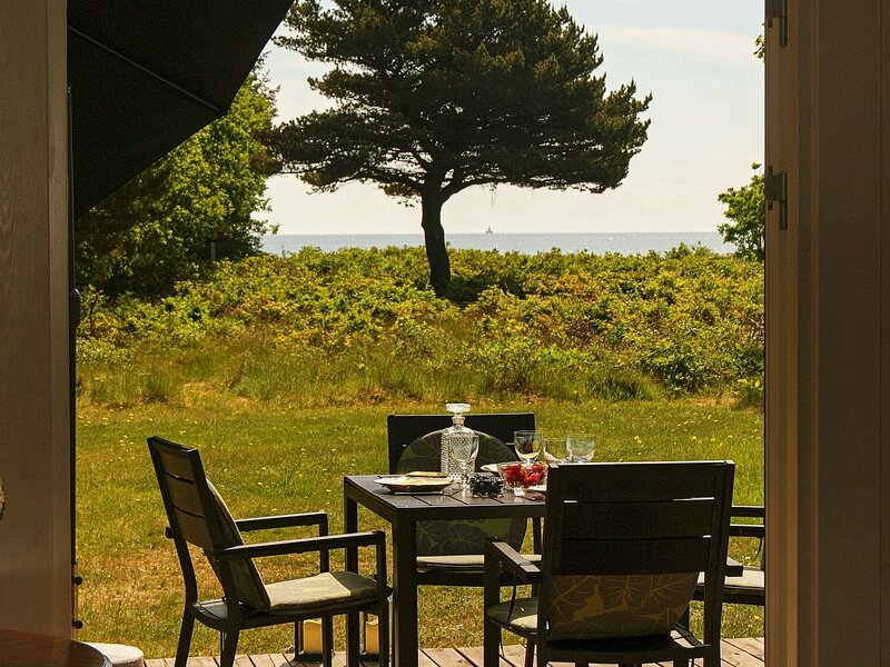 Lovely Holiday Home in Jutland Denmark with Terrace, location de vacances à Hals