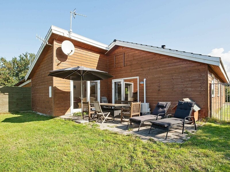 Modern Holiday Home in Asnæs near Sea, holiday rental in Odsherred Municipality