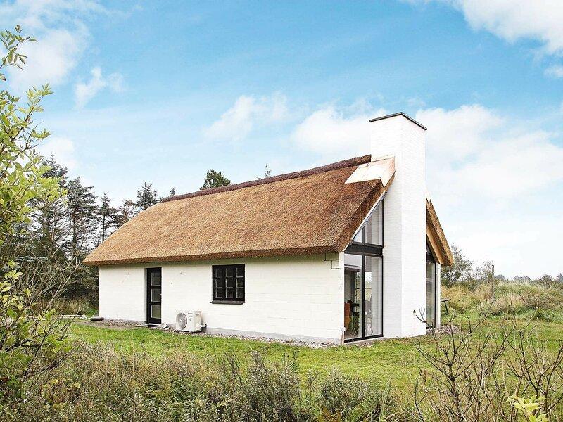 Elite Holiday Home in Fjerritslev Jutland with Spa, alquiler vacacional en Fjerritslev
