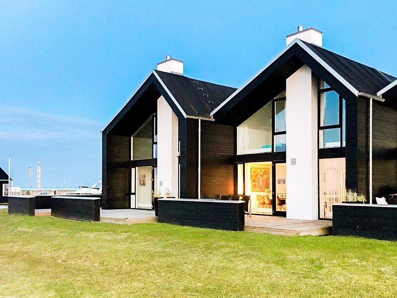 Delightful Holiday Home in Hadsund Jutland with Spa, casa vacanza a Mariagerfjord Municipality