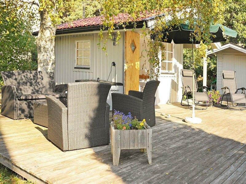 5 person holiday home in kode, alquiler vacacional en Stora Dyron
