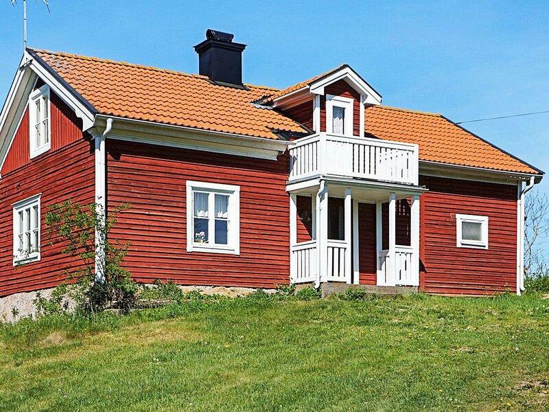 8 person holiday home in VALDEMARSVIK, holiday rental in Valdemarsvik