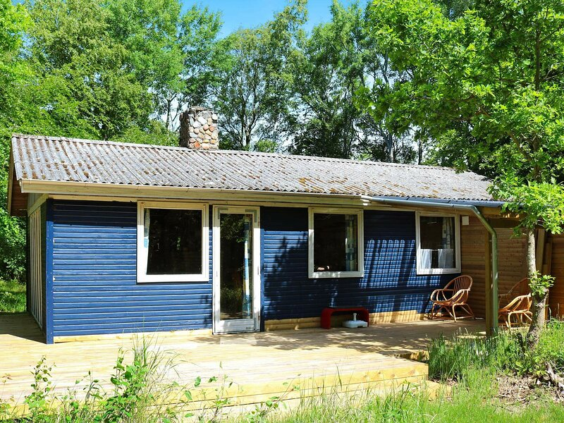 Rustic Holiday Home in Hadsund Near the Sea, casa vacanza a Mariagerfjord Municipality