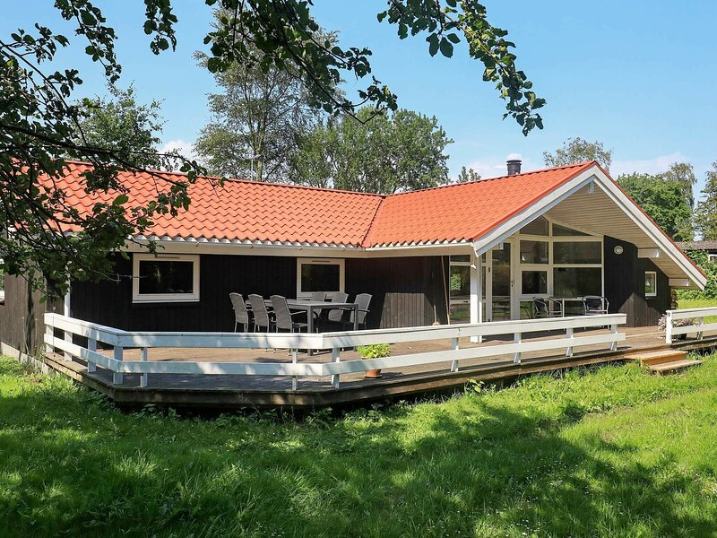 Enthralling Holiday Home in Martofte With Sauna, holiday rental in Dalby